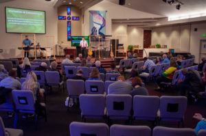 Wide Worship Picture
