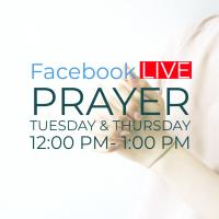 Facebook LIVE Prayer Square